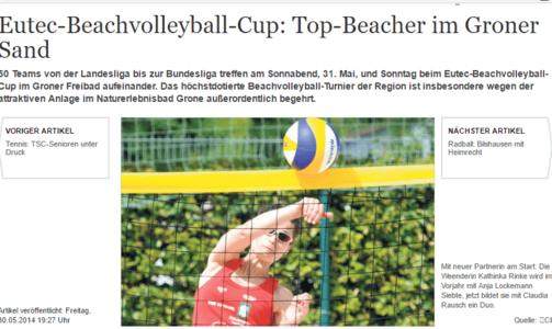 Eutec-Beachvolleyball-Cup
