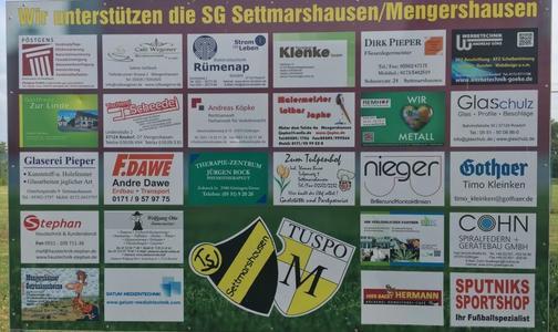 SG Settmarshausen/ Mengershausen